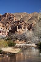 モロッコ カスバ街道 Dades Valley