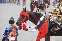 京都府 時代祭 楠公上洛列