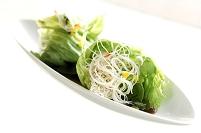 タイのサラダロール