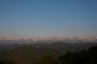長野県 北アルプス 後立山連峰