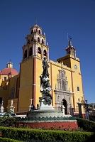 メキシコ ヌエストラ・セニョーラ・デ・グアナファト教会