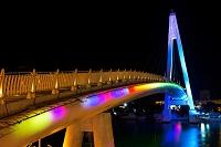 台湾 淡水 ラバーズブリッジ