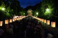 神奈川県 鎌倉ぼんぼりまつり