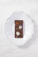 エディブルフラワーのチョコレート