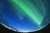 カナダ 夜明けのクルアニ国立公園