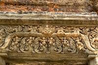 カンボジア ロリュオス遺跡群 プリヤ・コー