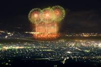 新潟県 長岡まつりの大花火大会