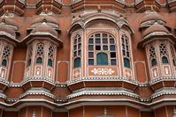 インド ジャイプール旧市街 風の宮殿