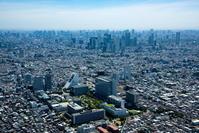 東京都 中野駅周辺より新宿方面