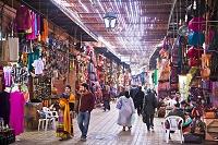 モロッコ マラケシ 市場