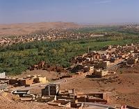 モロッコ ティネリール カスバ街道