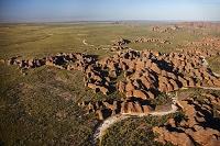 オーストラリア  パーヌルル国立公園