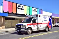 サンフランシスコ 高規格救急車