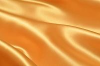 ゴールド系ドレープ 布