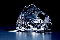 イメージ 氷塊溶ける