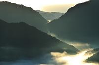 東紀州 雲海の天空から見る 熊野灘の朝