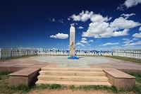 モンゴル ヘンティ県 デルゲルハーン