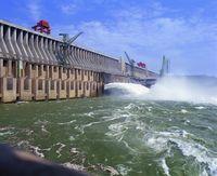 中国 三峡ダム
