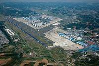 千葉県 成田国際空港(全景)