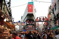 東京都 上野 アメヤ横丁