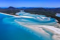 オーストラリア ホワイト・ヘブン・ビーチ