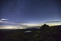 長野県 高見石より白駒池