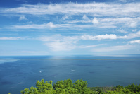 北海道 サロマ湖