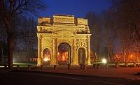 フランス オランジュの凱旋門
