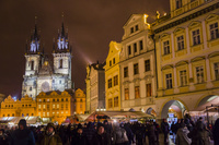 チェコ プラハ 旧市街