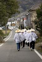 愛媛県 四国霊場 グループで歩くお遍路さん