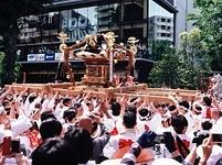 東京都 神田祭 神輿渡御