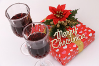 ワインとクリスマスプレゼント