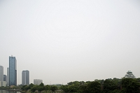 <全国6都市の天気の変化>  大阪 正午の天気 6月17日 M ...