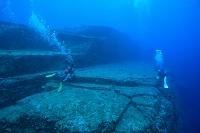 沖縄県 与那国島 海底遺跡