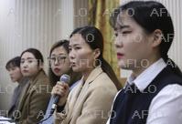 カーリング:パワハラ問題で韓国選手が告発会見