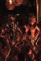 インドネシア バリ島 ケチャダンス