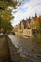 ベルギー 運河