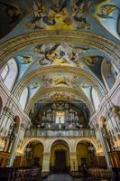 ポーランド カルバリア カルバリア修道院 内部