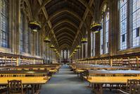 アメリカ合衆国 ワシントン大学スザロ図書館