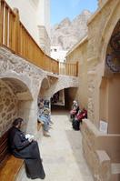 シナイ半島(エジプト領) 聖カタリナ修道院(ギリシャ正教の修...