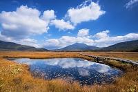 群馬県 尾瀬ヶ原と燧岳