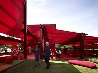 イギリス サーペンタイン・ギャラリー・パビリオン2010
