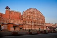 インド ジャイプール ハワー・マハル 風の宮殿