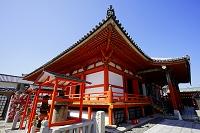 京都府 六波羅蜜寺 本堂(国重文)