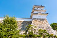 兵庫県 明石城 巽櫓