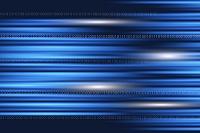 二進法と青色の光 CG