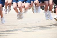 中学校の体育祭