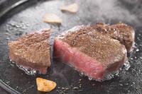鉄板焼き ヒレステーキ