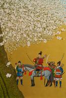 万朶の櫻(バンダノサクラ)
