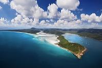 オーストラリア クイーンズランド州 ウィットサンデー諸島